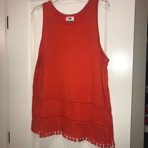 Old navy tank xl